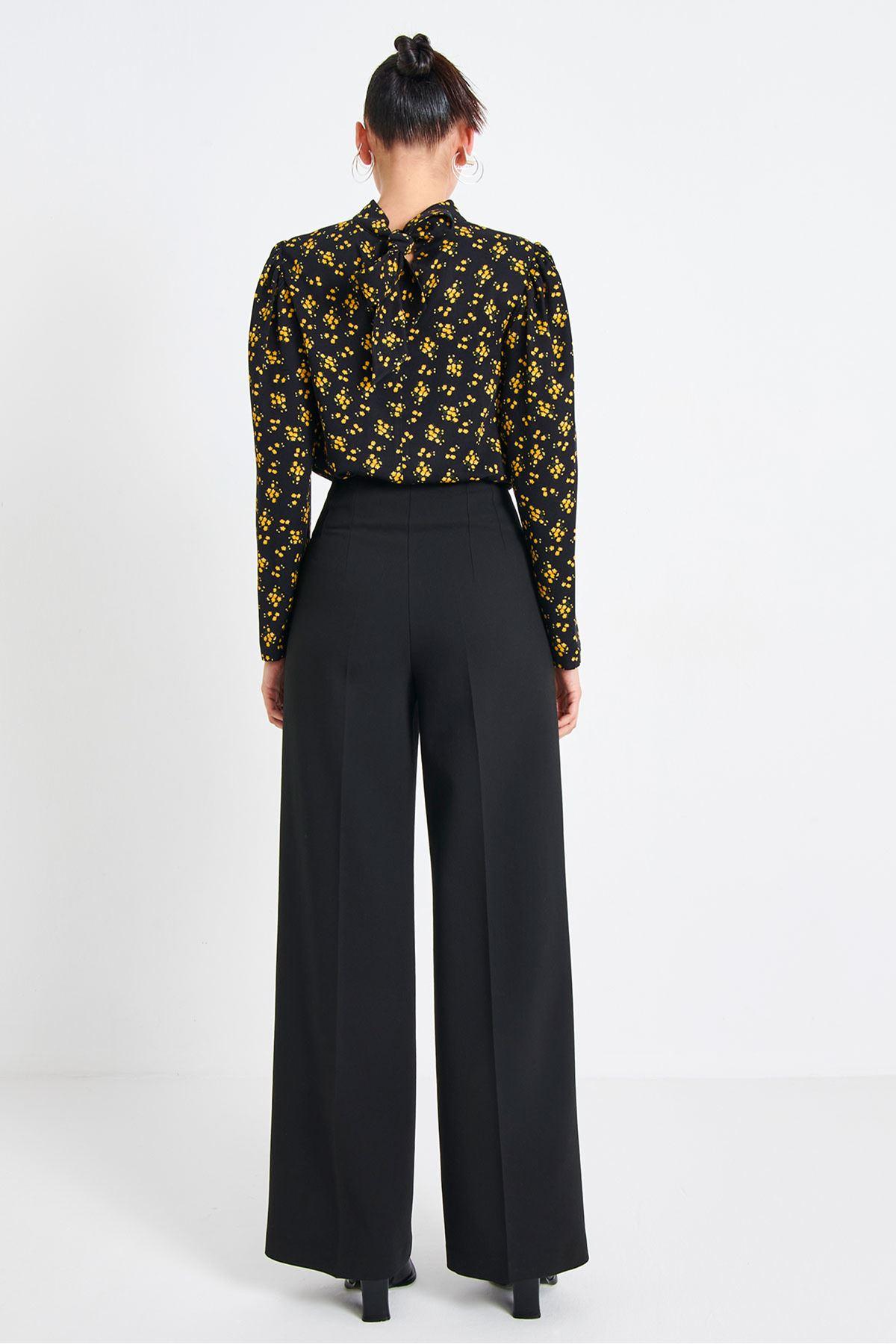 Klasik Pantolon Siyah